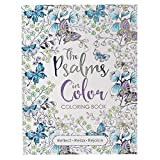 The Psalms in Color Inspirational Coloring Book with Scripture for Women and Teens