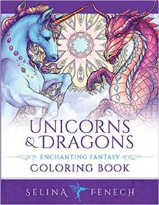 18 Best Coloring Books For Adults To Melt Stress Away Different Themes